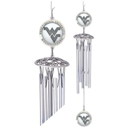 "West Virginia University 24"" Wind Chime"