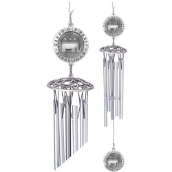 "Democrat 24"" Wind Chime"