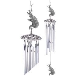 "Alligator 24"" Wind Chime"