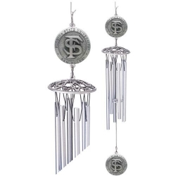 "Florida State University 24"" Wind Chime"