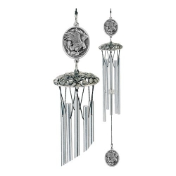 "Eagle 24"" Wind Chime"