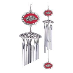 "University of Arkansas 24"" Wind Chime - Enameled"