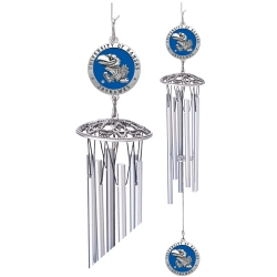 "University of Kansas 24"" Wind Chime - Enameled"
