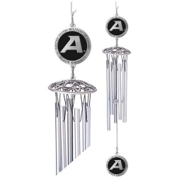 "Army ""Black Knight's"" 24"" Wind Chime - Enameled"