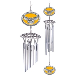 "Kennesaw State University 24"" Wind Chime - Enameled"