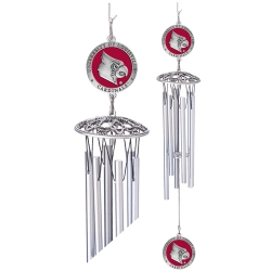 "University of Louisville 24"" Wind Chime - Enameled"