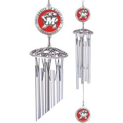 "University of Maryland 24"" Wind Chime - Enameled"