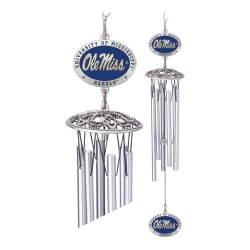 "University of Mississippi 24"" Wind Chime - Enameled"
