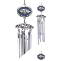 "University of Nevada 24"" Wind Chime - Enameled"