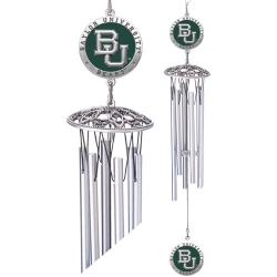 "Baylor University 24"" Wind Chime - Enameled"