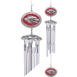"University of New Mexico 24"" Wind Chime - Enameled"