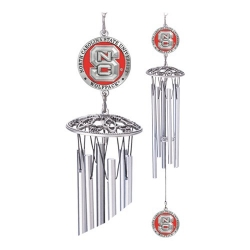 "NC State University 24"" Wind Chime - Enameled"