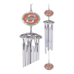 "Oklahoma State University 24"" Wind Chime - Enameled"