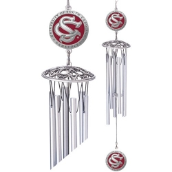 "University of South Carolina ""SC"" 24"" Wind Chime - Enameled"