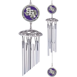 "Stephen F. Austin University 24"" Wind Chime - Enameled"