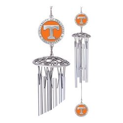 "University of Tennessee 24"" Wind Chime - Enameled"