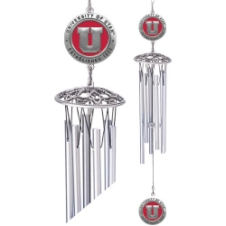 "University of Utah 24"" Wind Chime - Enameled"