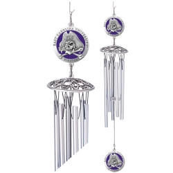"East Carolina University 24"" Wind Chime - Enameled"