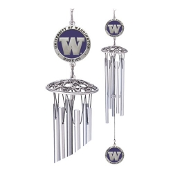 "University of Washington 24"" Wind Chime - Enameled"