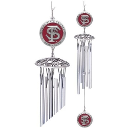 "Florida State University 24"" Wind Chime - Enameled"