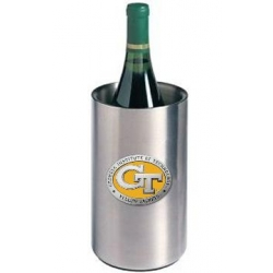 "Georgia Institute of Technology ""GT"" Wine Chiller - Enameled"