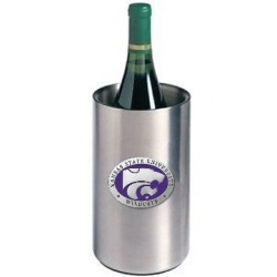 Kansas State University Wine Chiller - Enameled