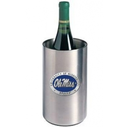 University of Mississippi Wine Chiller - Enameled