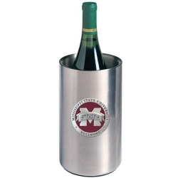 "Mississippi State University ""M"" Wine Chiller - Enameled"