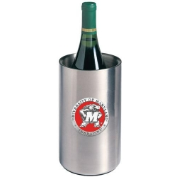 University of Maryland Wine Chiller - Enameled