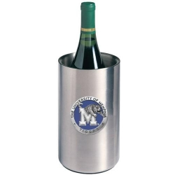 University of Memphis Wine Chiller - Enameled