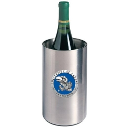 University of Kansas Wine Chiller - Enameled