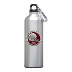 2013 BCS National Champions Florida State Seminoles Water Bottle - Enameled