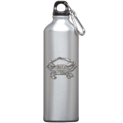 Blue Crab Water Bottle