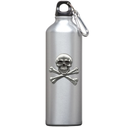 Skull & Bones Water Bottle