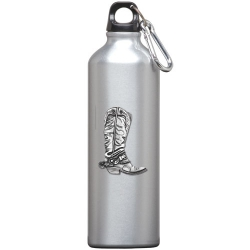 Cowboy Boot Water Bottle