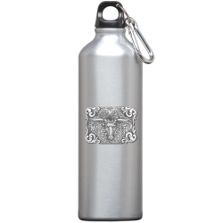 Texas Longhorn Bull Water Bottle