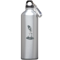 Lady Golfer Water Bottle