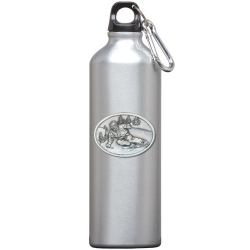 Skier Water Bottle