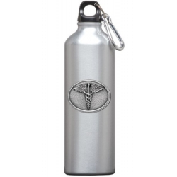 Caduceus Water Bottle