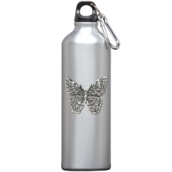 Butterfly Water Bottle