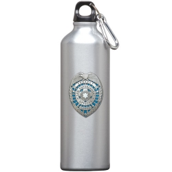 Law Enforcement Water Bottle - Enameled