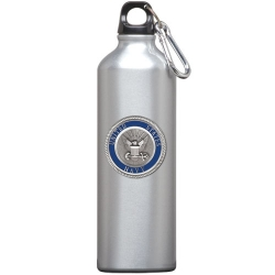 Navy Water Bottle - Enameled