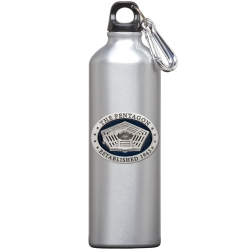 Pentagon Water Bottle - Enameled