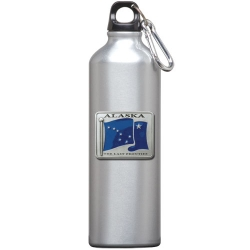 Alaska Water Bottle - Enameled