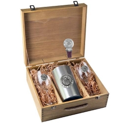 Air Force Wine Set w/ Box