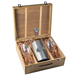 Armadillo Wine Set w/ Box