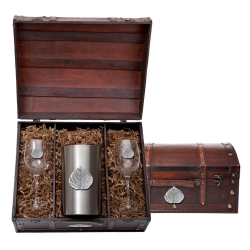 Aspen Wine Set w/ Chest