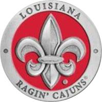 Louisiana at Lafayette - Ragin' Cajuns