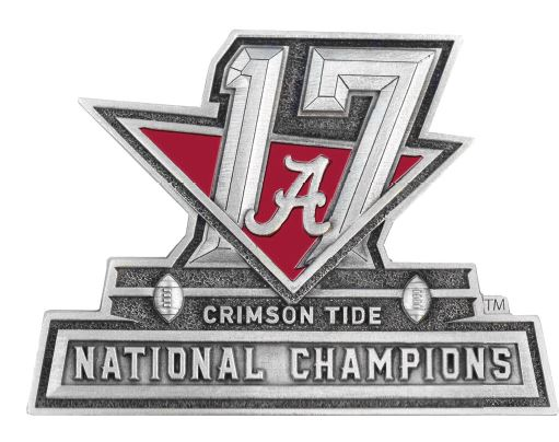 2017 CFP National Champions University of Alabama