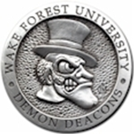 "Wake Forest ""Demon Deacons"""